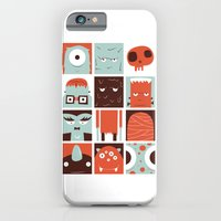 The Monster Club iPhone 6 Slim Case
