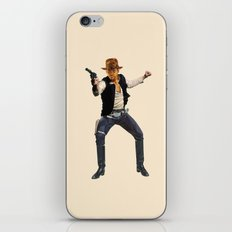 Indiana Solo iPhone & iPod Skin