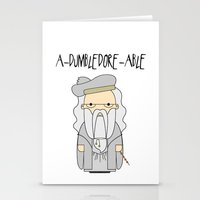 A-DUMBLEDORE-ABLE.  Stationery Cards