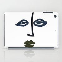 Simple Face iPad Case