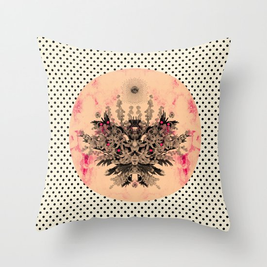 M.D.C.N. xxi Throw Pillow