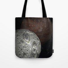 The Mars Hoax Tote Bag