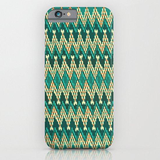Ikat Antelope iPhone & iPod Case