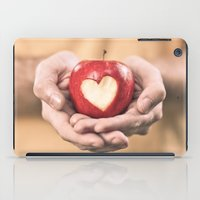 Love A Day, Keeps The Do… iPad Case
