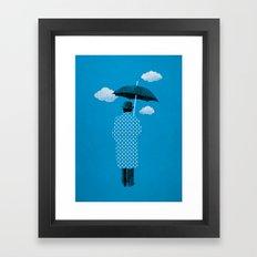 Rainman Framed Art Print