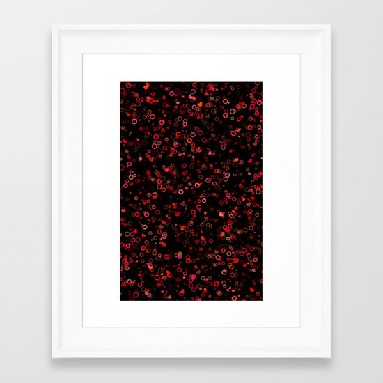COLORS IV Framed Art Print