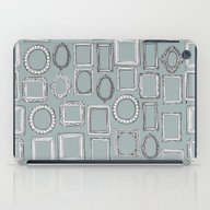 Picture Frames Grey iPad Case