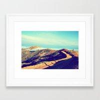 Catalina 2 Framed Art Print
