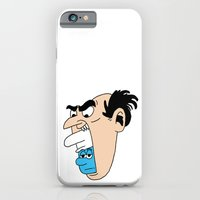 Indifference In The Face… iPhone 6 Slim Case