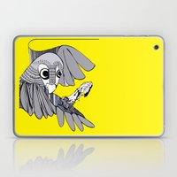 Parrot Laptop & iPad Skin