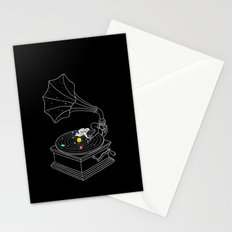 Star Track Stationery Cards