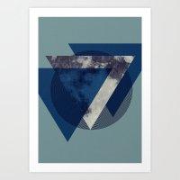 DIE 3 Art Print