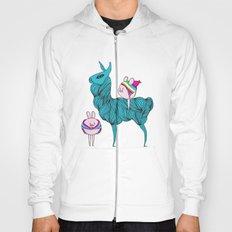 Llama & friends Hoody