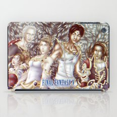 Final Fantasy V iPad Case