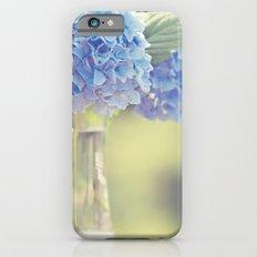 Blue Hydrangea iPhone 6s Slim Case
