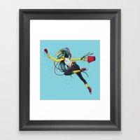 Sandbox  Framed Art Print