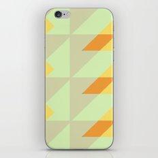 Canary Geometry  iPhone & iPod Skin