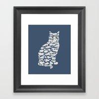 Thundercat. Framed Art Print