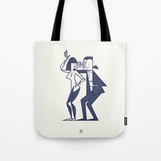 Just shut the fuck up and love me Tote Bag
