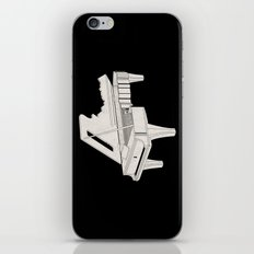 Music Is The Key. iPhone & iPod Skin