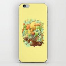 Cloud City iPhone & iPod Skin