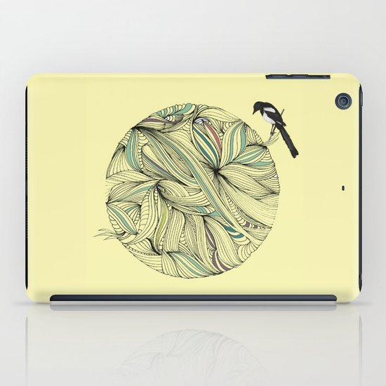 Magpie iPad Case