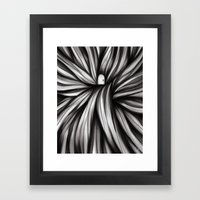 Lose Control Framed Art Print