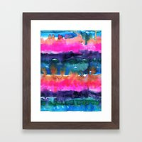 Wanderlust #8 Framed Art Print