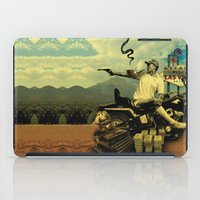 Hunter S iPad Case