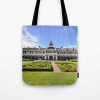 Dunedin Train Station Tote Bag