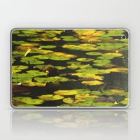 Water Lilly  Laptop & iPad Skin