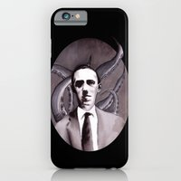 Shuddering At The Nameless Things iPhone 6 Slim Case
