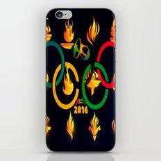 RIO 2016 iPhone & iPod Skin