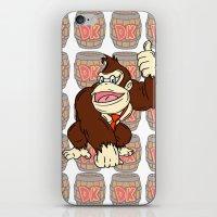 D.K iPhone & iPod Skin