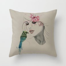 her secret*** Throw Pillow