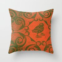 You Were Only Waiting. Throw Pillow
