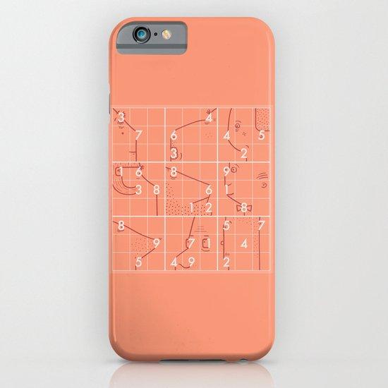 Sudoku! iPhone & iPod Case