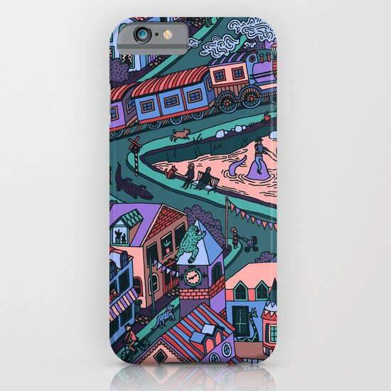 Loch Tess iPhone & iPod Case