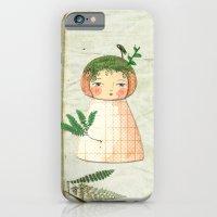 iPhone & iPod Case featuring Herbs paperdolls by munieca