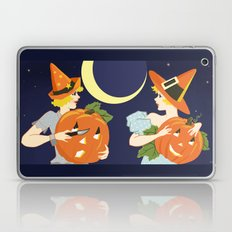 The Witching Hour Is Upon Us Laptop & iPad Skin