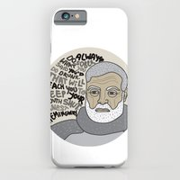 iPhone & iPod Case featuring Sober by Natalia Ogneva