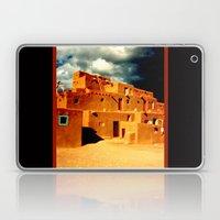 Taos Pueblo Laptop & iPad Skin