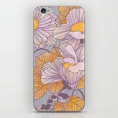 Sun Blossoms iPhone & iPod Skin