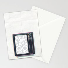 Go Out Side Stationery Cards
