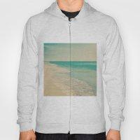 Love Comes In Sea Waves Hoody