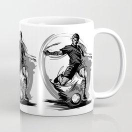 Mug - Playing Football - UniqueD
