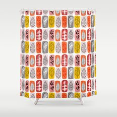 leaves vol 1 Shower Curtain