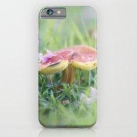 Dance of the Shroom iPhone 6 Slim Case