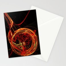 Warp Drive  Stationery Cards