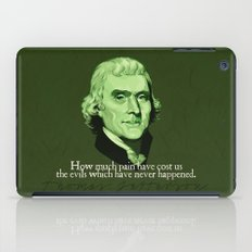 How Much Pain Have Cost Us iPad Case